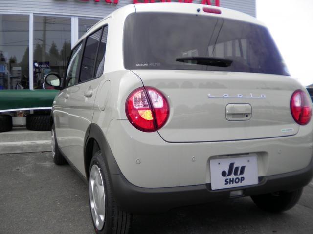「スズキ」「アルトラパン」「軽自動車」「青森県」の中古車8