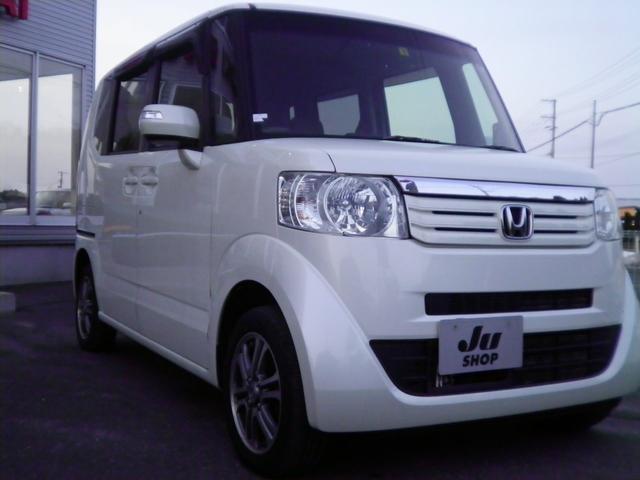 「ホンダ」「N-BOX+カスタム」「コンパクトカー」「青森県」の中古車4