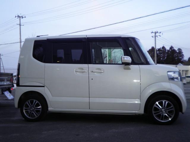 「ホンダ」「N-BOX+カスタム」「コンパクトカー」「青森県」の中古車5