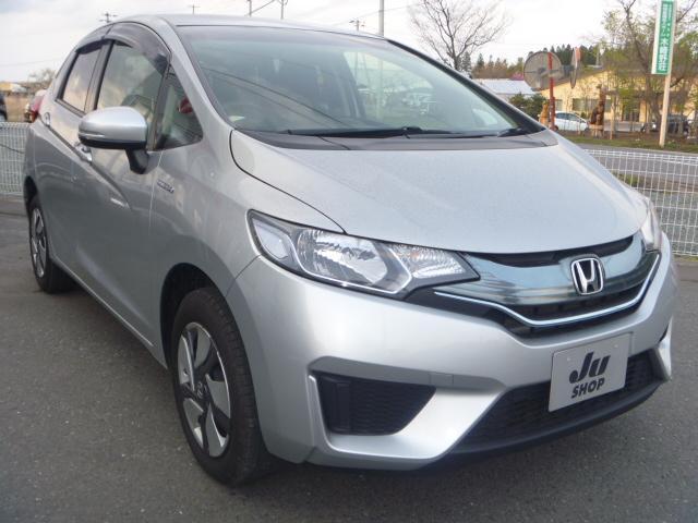 「ホンダ」「フィット」「コンパクトカー」「青森県」の中古車4