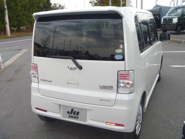 「ダイハツ」「ムーヴコンテ」「コンパクトカー」「青森県」の中古車9