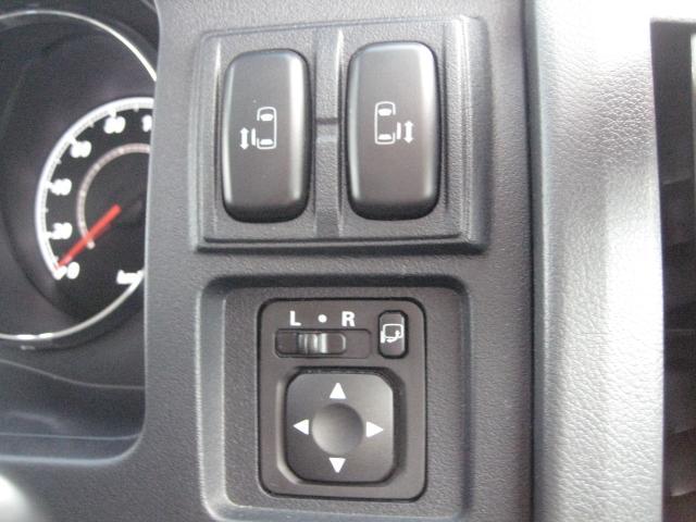 G パワーパッケージ 4WD/両側電動スライド/電動ゲート(12枚目)
