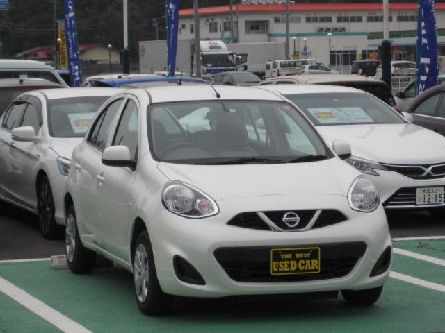 「日産」「マーチ」「コンパクトカー」「岩手県」の中古車3