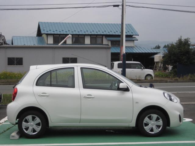 「日産」「マーチ」「コンパクトカー」「岩手県」の中古車4