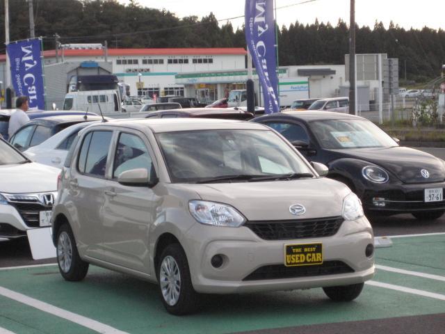 「ダイハツ」「ブーン」「コンパクトカー」「岩手県」の中古車3