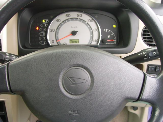 ダイハツ ミラ L 4WD オートマ キーレス