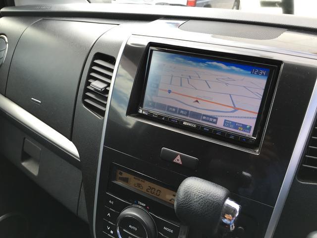 スズキ ワゴンRスティングレー リミテッドII 4WD ローダウン