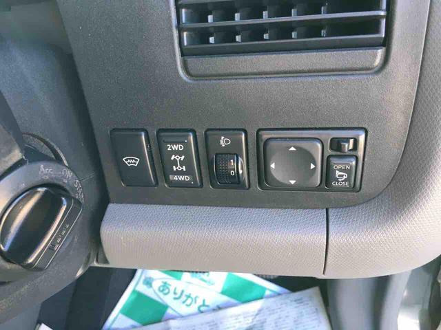 日産 キューブ 14S FOUR 4WD キーフリー