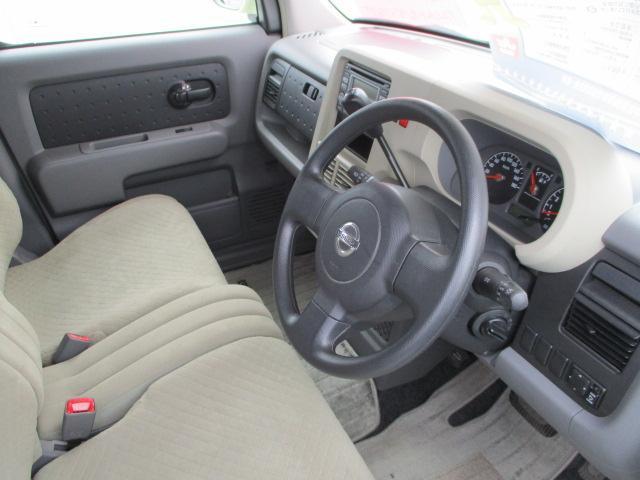 日産 キューブ 4WD スマートキー 電動格納ミラー アルミホイール