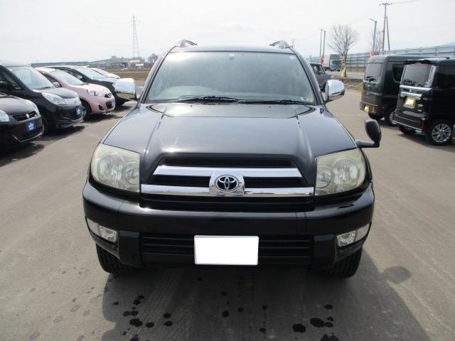 「トヨタ」「ハイラックスサーフ」「SUV・クロカン」「青森県」の中古車2