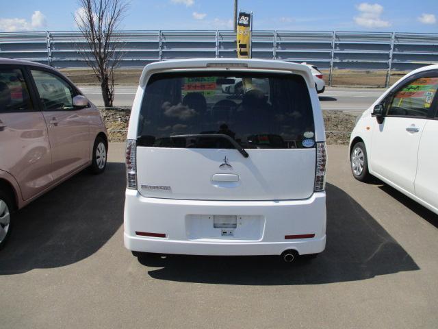 X 4WD 軽自動車 ホワイトパール AT AC(5枚目)