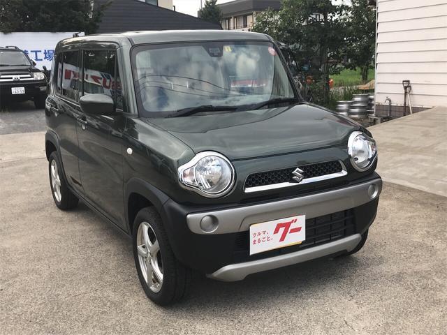 「スズキ」「ハスラー」「コンパクトカー」「青森県」の中古車3