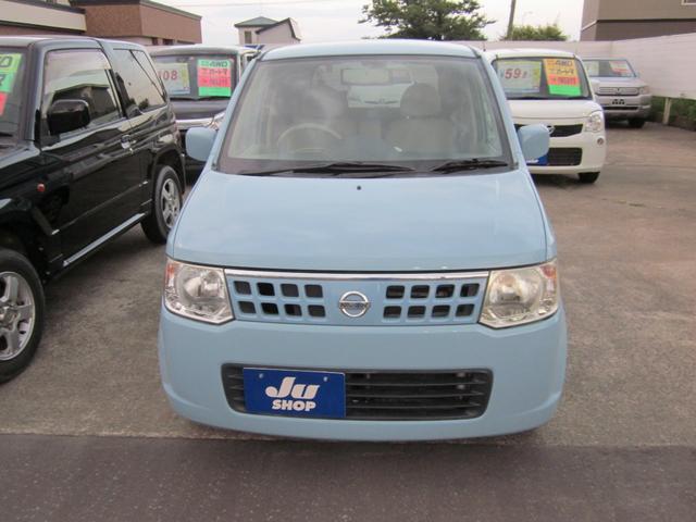 「日産」「オッティ」「コンパクトカー」「青森県」の中古車2