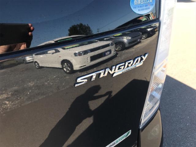 「スズキ」「ワゴンRスティングレー」「コンパクトカー」「青森県」の中古車8