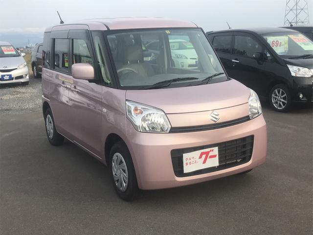 「スズキ」「スペーシア」「コンパクトカー」「青森県」の中古車3