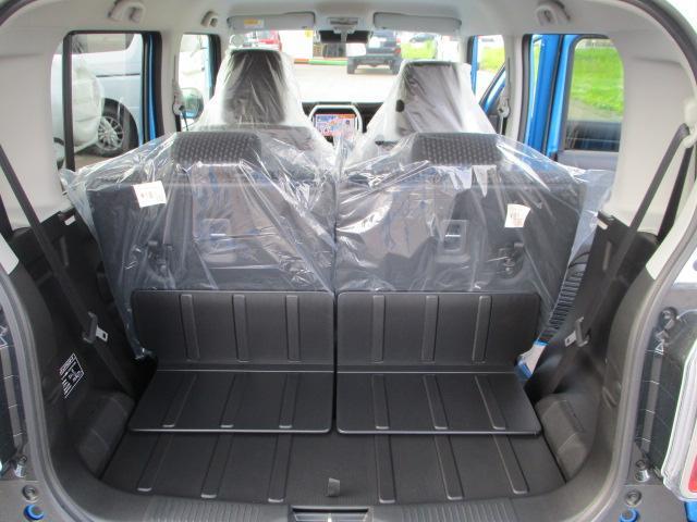 ハイブリッドG 4WD CVT レーダーブレーキサポート(18枚目)