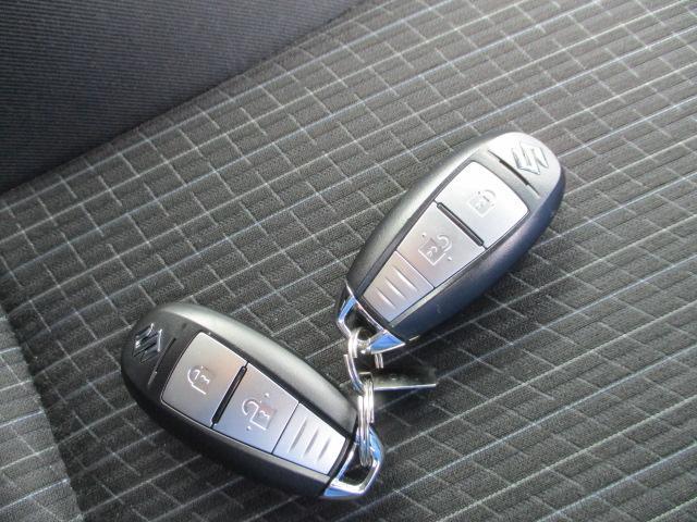 XG 4WD プッシュスタート スマートキー(23枚目)