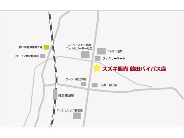 有限会社 鶴田自動車 スズキ販売鶴田(本社整備工場)です。つがる道五所川原インターを降りて車で20分です。