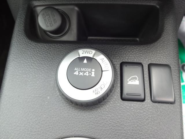 日産 エクストレイル 20GT 4WD
