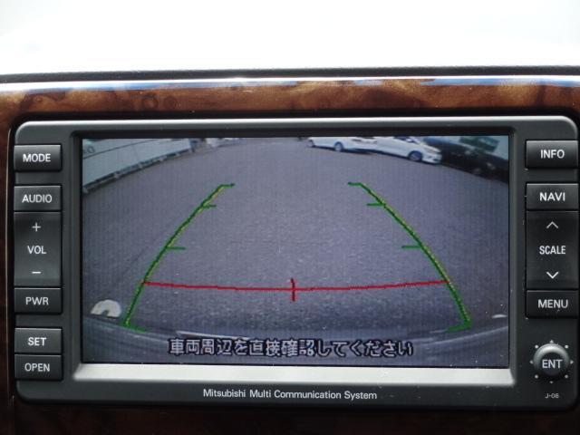 シャモニー 4WD 両側パワースライドドア 純正HDDナビ(9枚目)