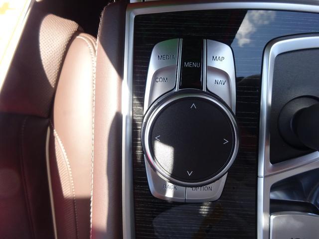 740d xDrive Mスポーツ 4WD 1オーナー ディーゼル 純正HDDナビ フルセグTV 全方位モニター ブラウンレザーシート サンルーフ インテリジェントセーフティ シートヒーター LEDヘッドライト ドラレコ ETC(23枚目)