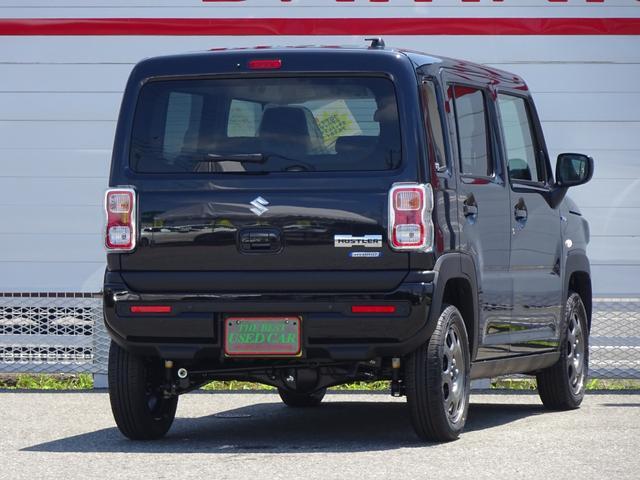 ハイブリッドG 4WD 届出済未使用車 デュアルカメラブレーキサポート シートヒーター ステアリングスイッチ スマートキー 純正フロアマット・純正バイザー・スタッドレス・アルミホイール付(2枚目)