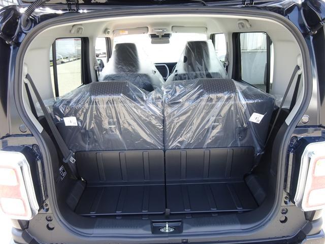ハイブリッドG 4WD 届出済未使用車 デュアルカメラブレーキサポート シートヒーター ステアリングスイッチ スマートキー 純正フロアマット・純正バイザー・スタッドレス・アルミホイール付(9枚目)
