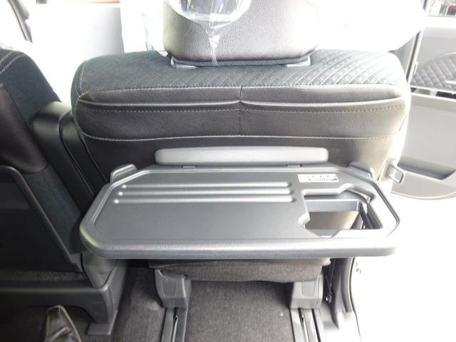 カスタムXスタイルセレクション 4WD 届出済未使用車 ナビ装着用アップグレードパック スマアシ 両側パワースライドドア LEDヘッドライト シートヒーター 純正マット・純正バイザー・スタッドレス・アルミホイール付き(10枚目)