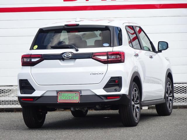 G 4WD 登録済未使用車 ターボ パノラマモニター対応ナビアップグレードパック アダプティブクルーズコントロール LEDヘッドライト シートヒーター スマートアシスト 純正マット・純正バイザー付き(2枚目)