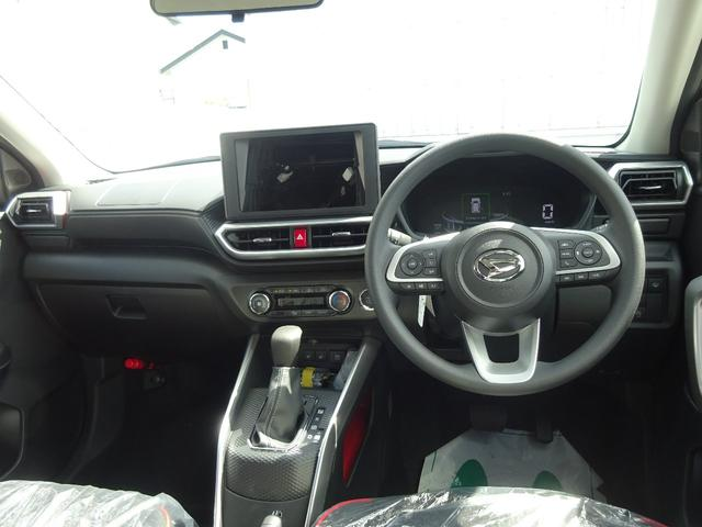 G 4WD 登録済未使用車 ターボ パノラマモニター対応ナビアップグレードパック アダプティブクルーズコントロール LEDヘッドライト シートヒーター スマートアシスト 純正マット・純正バイザー付き(3枚目)
