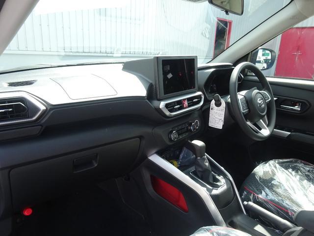 G 4WD 登録済未使用車 ターボ パノラマモニター対応ナビアップグレードパック アダプティブクルーズコントロール LEDヘッドライト シートヒーター スマートアシスト 純正マット・純正バイザー付き(4枚目)