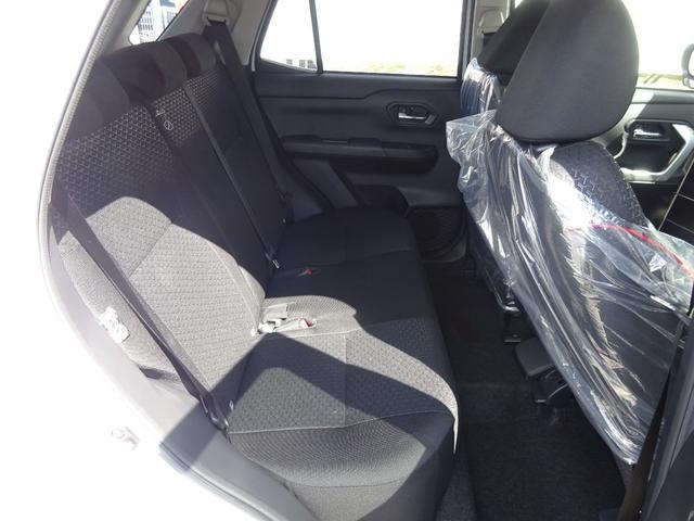 G 4WD 登録済未使用車 ターボ パノラマモニター対応ナビアップグレードパック アダプティブクルーズコントロール LEDヘッドライト シートヒーター スマートアシスト 純正マット・純正バイザー付き(8枚目)