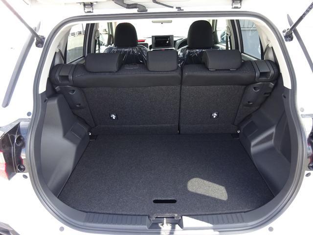 G 4WD 登録済未使用車 ターボ パノラマモニター対応ナビアップグレードパック アダプティブクルーズコントロール LEDヘッドライト シートヒーター スマートアシスト 純正マット・純正バイザー付き(9枚目)