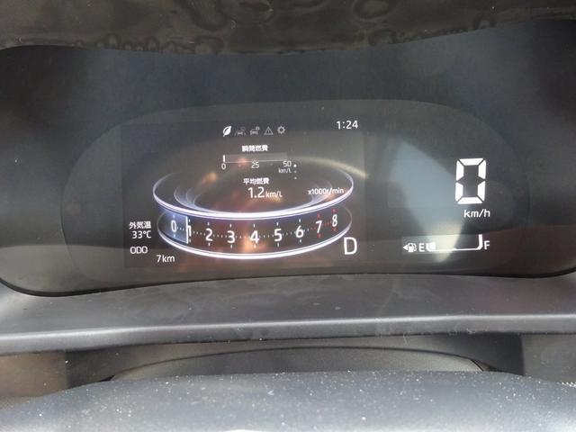 G 4WD 登録済未使用車 ターボ パノラマモニター対応ナビアップグレードパック アダプティブクルーズコントロール LEDヘッドライト シートヒーター スマートアシスト 純正マット・純正バイザー付き(20枚目)