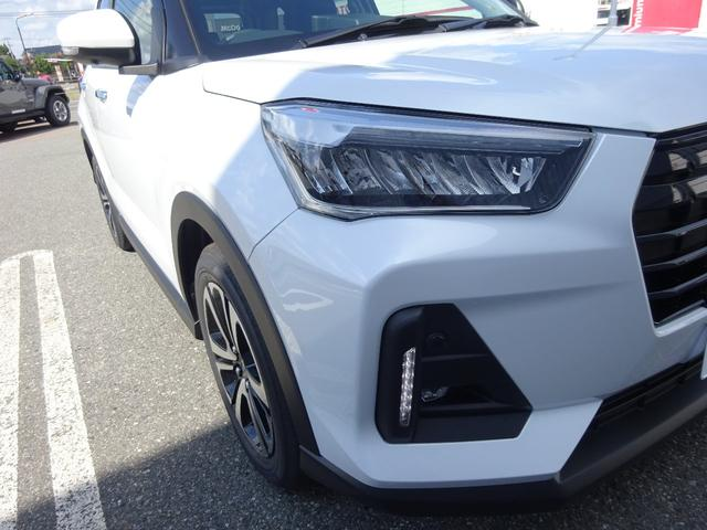 G 4WD 登録済未使用車 ターボ パノラマモニター対応ナビアップグレードパック アダプティブクルーズコントロール LEDヘッドライト シートヒーター スマートアシスト 純正マット・純正バイザー付き(26枚目)