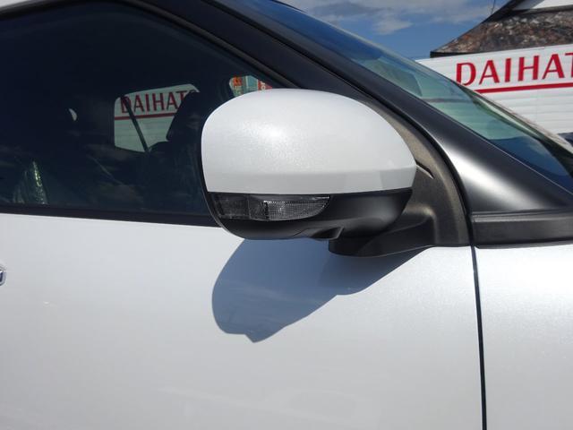 G 4WD 登録済未使用車 ターボ パノラマモニター対応ナビアップグレードパック アダプティブクルーズコントロール LEDヘッドライト シートヒーター スマートアシスト 純正マット・純正バイザー付き(28枚目)