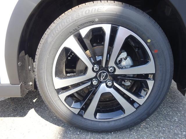 G 4WD 登録済未使用車 ターボ パノラマモニター対応ナビアップグレードパック アダプティブクルーズコントロール LEDヘッドライト シートヒーター スマートアシスト 純正マット・純正バイザー付き(29枚目)