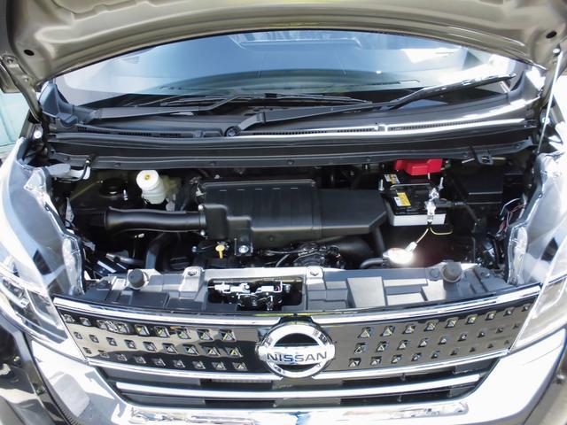 ハイウェイスター Xターボ 4WD 届出済み未使用車(8枚目)