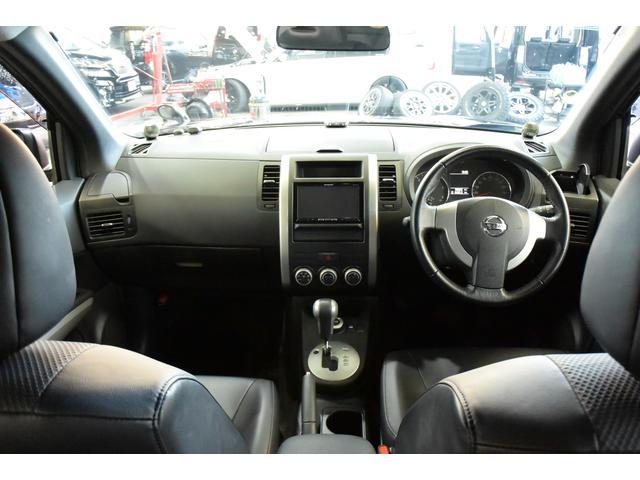 日産 エクストレイル 20GT S リフトアップ デイトナ16AW HDDナビ