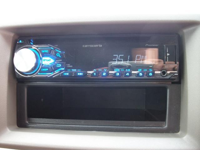 スズキ エブリイワゴン JP 切替4WD 社外CDチューナー 社外13AW