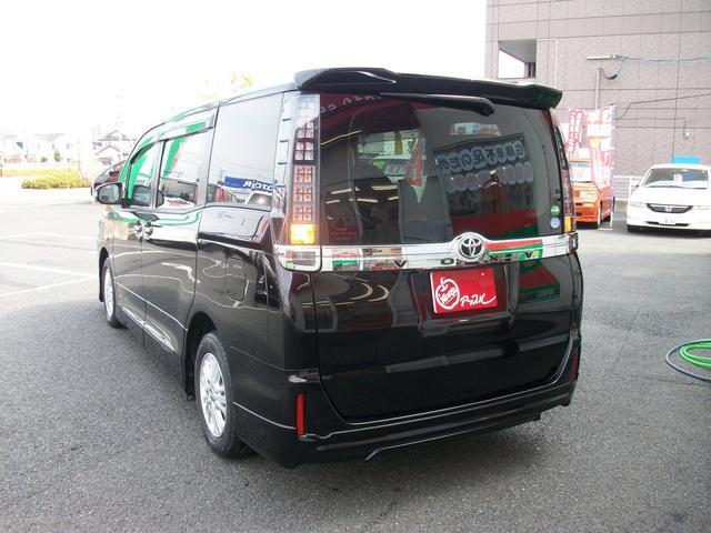 トヨタ ヴォクシー V モデリスタエアロ ナビ TV 両側Pスライド