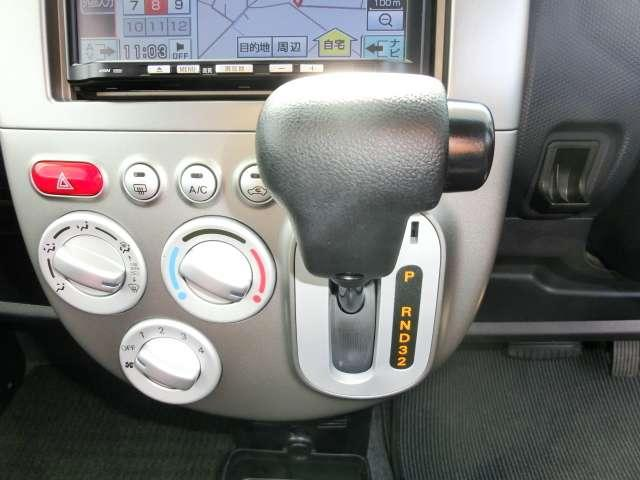 三菱 トッポ 660 M 社外品メモリーナビ