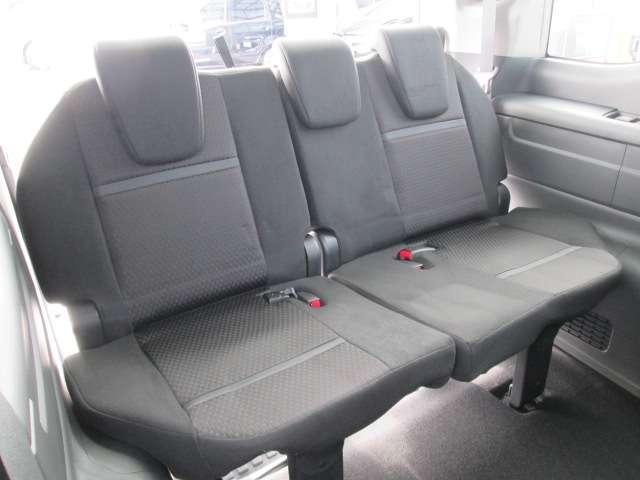 サードシートの画像です