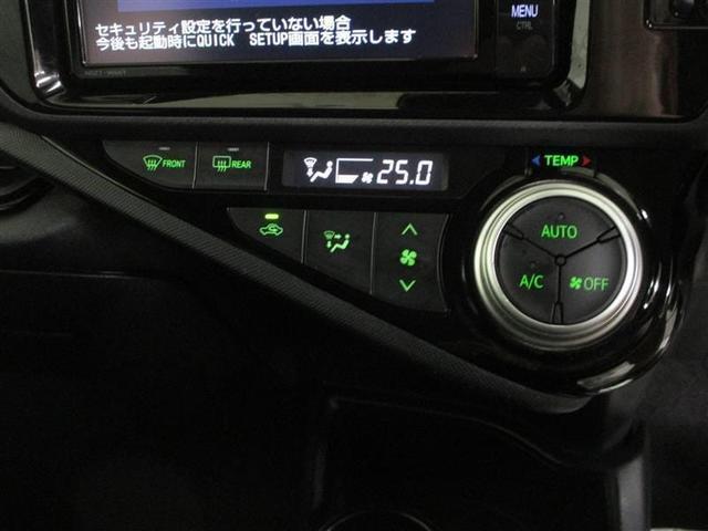 温度設定しておけばこまめな操作が不要のオートエアコンです。