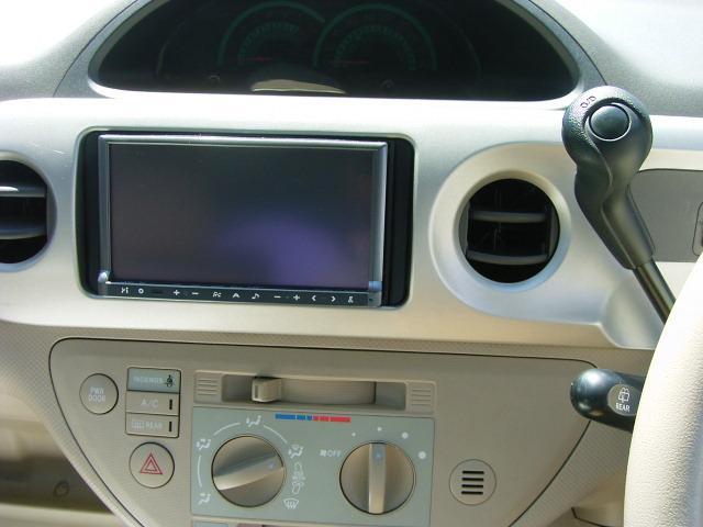 トヨタ ポルテ 130i パワースライド ワンセグ ナビTV