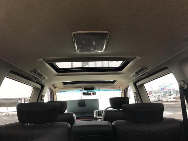 ハイウェイスター 4WD サンルーフ 左側電動スライドドア(10枚目)