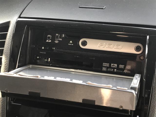 リミテッドII 4WD 社外17インチアルミ 両側パワースライドドア 社外HDDナビ オートエアコン(33枚目)