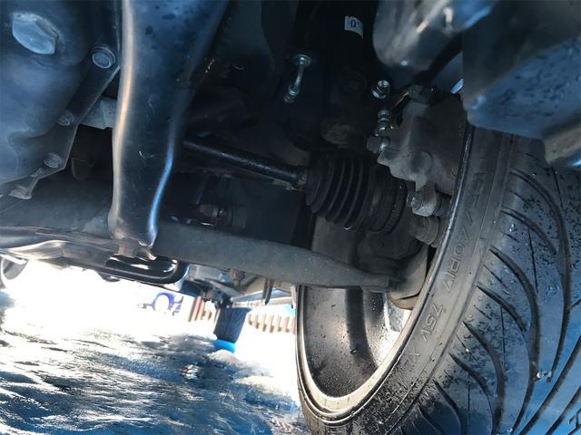 リミテッドII 4WD 社外17インチアルミ 両側パワースライドドア 社外HDDナビ オートエアコン(46枚目)
