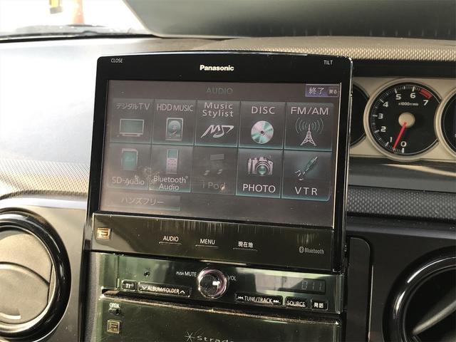 1.8S エアロツアラー 4WD 社外HDDインダッシュナビ フルセグTV オートエアコン ETC スマートキー(33枚目)