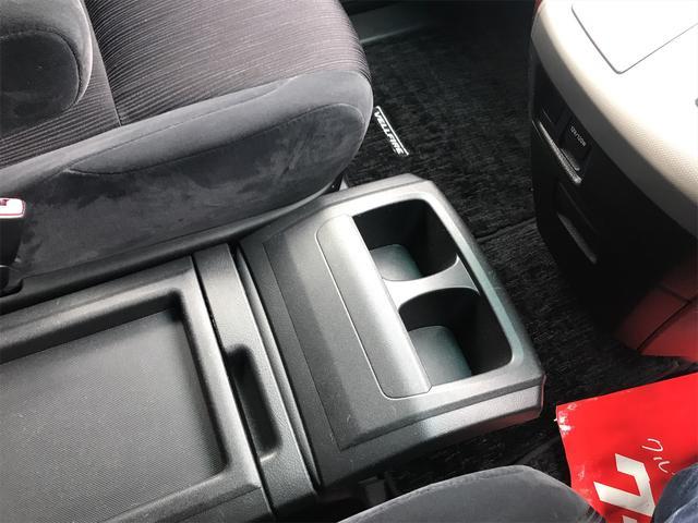 2.4Z 4WD 関東仕入れ 両側電動スライドドア リヤフリップダウンモニター 8人乗り ナビTVバックカメラ 車高調 アルミホイール付きスタッドレス 新品冬ワイパー 新品バッテリー付き 1年保証(14枚目)